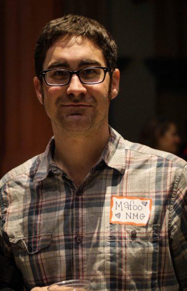 Matt Marks, a.k.a mafoo