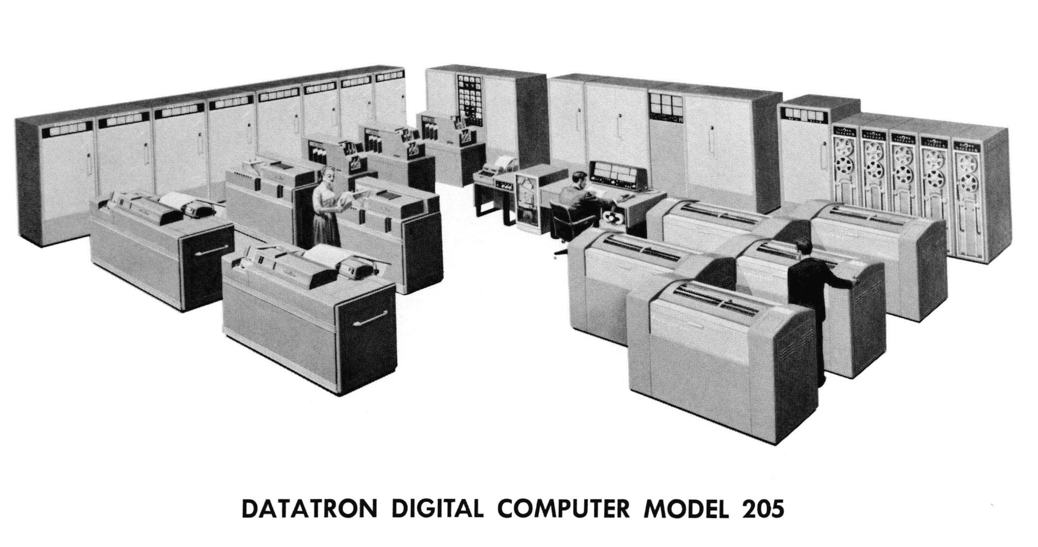 Datatron 205