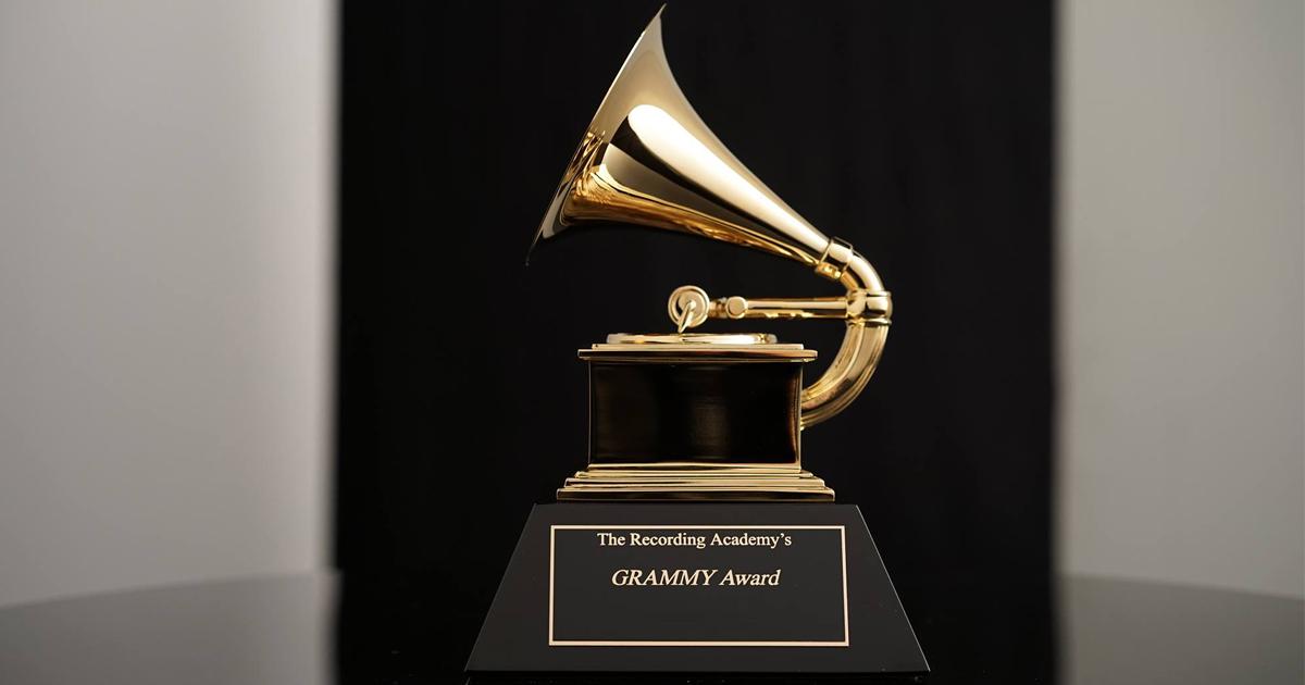 A Grammy Award