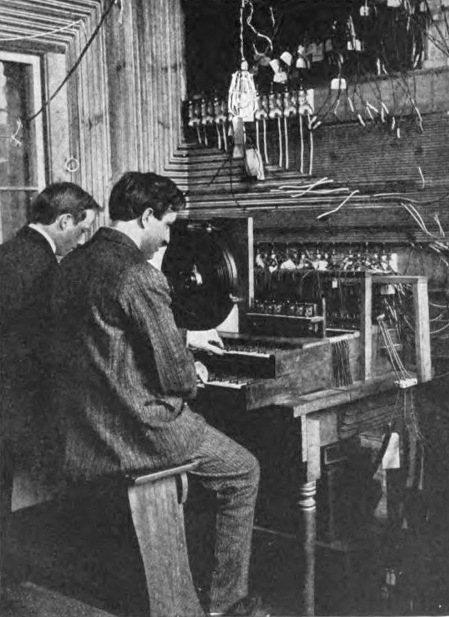 Telharmonium Performers