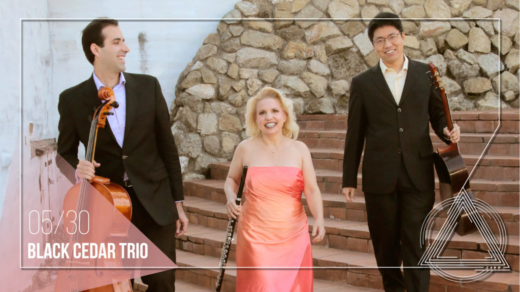 event image for THE BLACK CEDAR TRIO