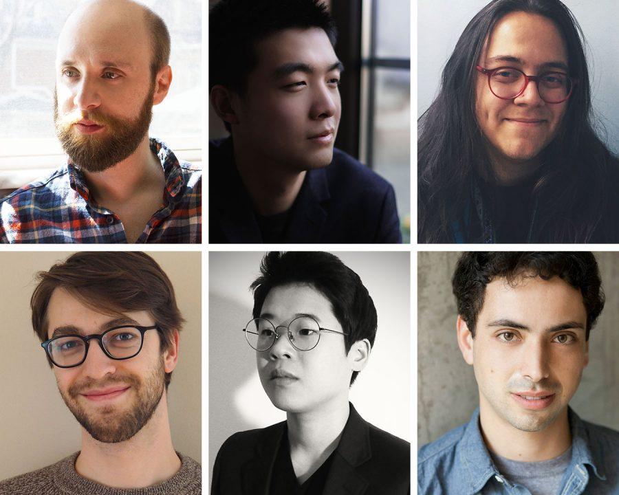 Rodrigo Castro, Chen Yihan, inti figgis-vizueta, Jack Hughes, Jihyun Kim, and Aaron Israel Levin