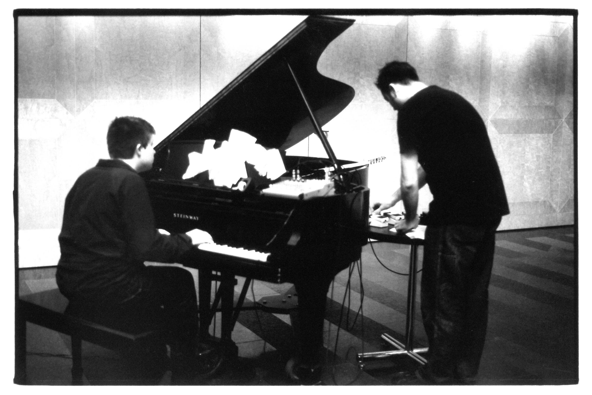 Randy Nordschow and Roddy Schrock
