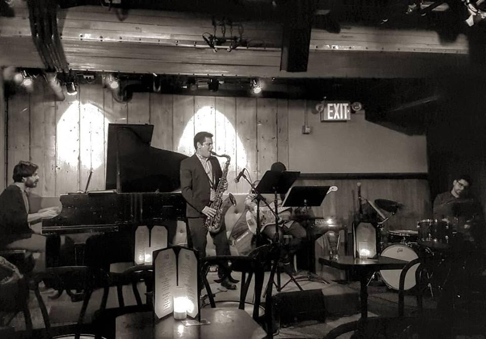 Lior Milliger Quartet