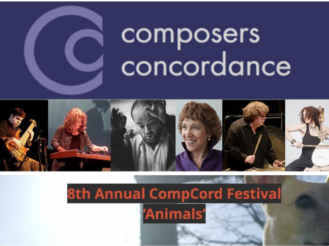 Composers Concordance 8th Annual CompCord Festival