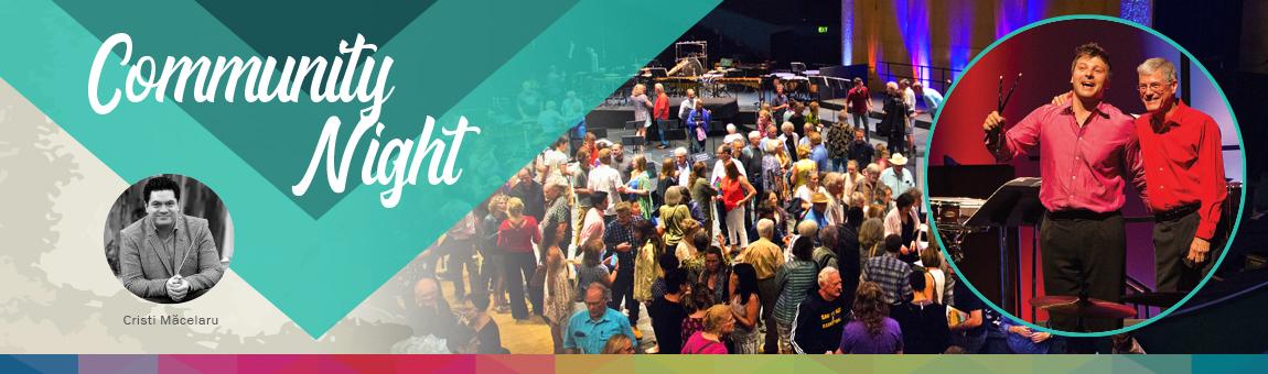 event image for Community Night at Cabrillo Festival