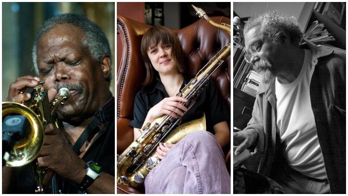 event image for Joe McPhee & Jay Rosen / Papoleto Melendez / Ingrid Laubrock Trio