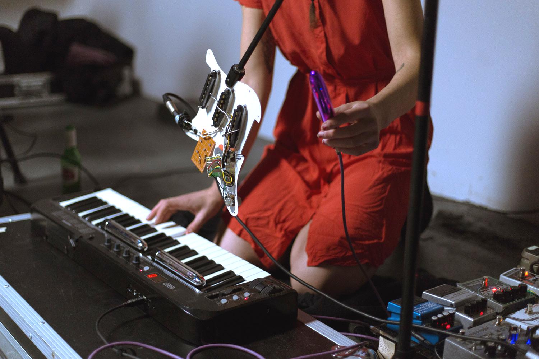 event image for Musical Ecologies: Jen Kutler