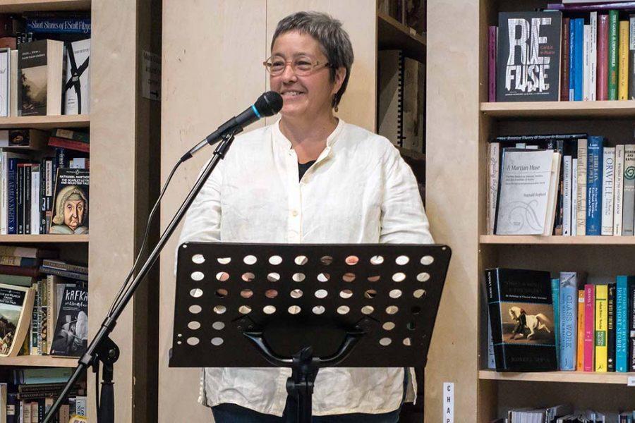 Poet Athena Kildegaard