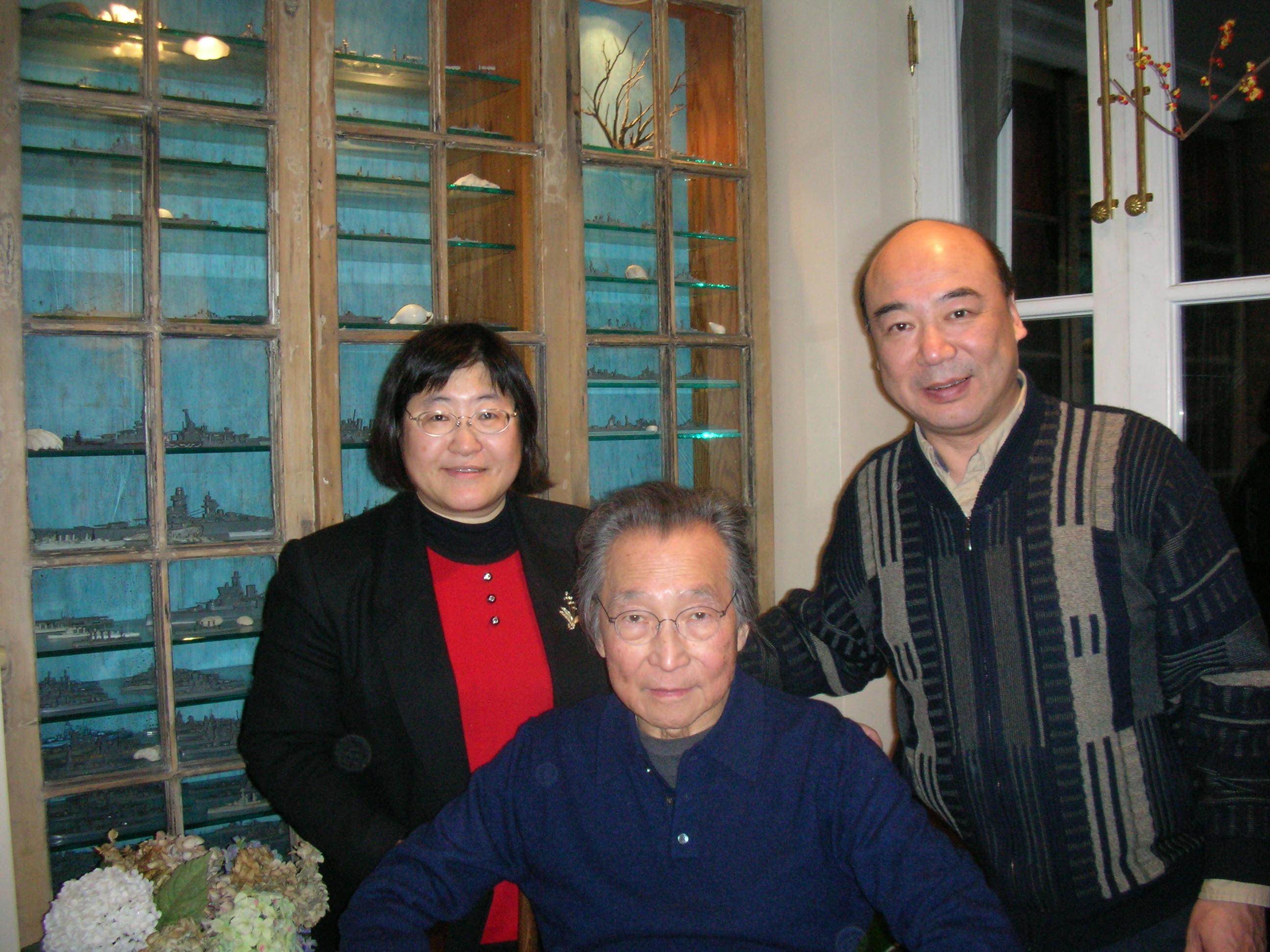 Chen Yi, Chou Wen-chung, and Zhou Long