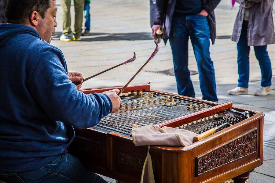 Cimbalom inspiration