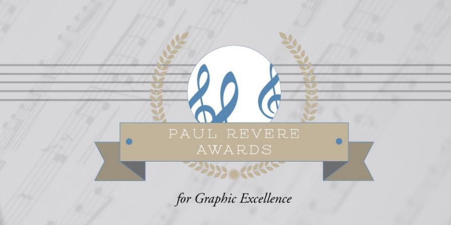 Music Publishers Association Paul Revere Awards logo